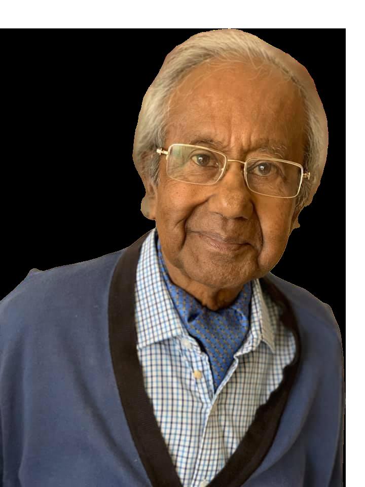 Mr Bhaskar Sen, founder of Sika Qualcrete